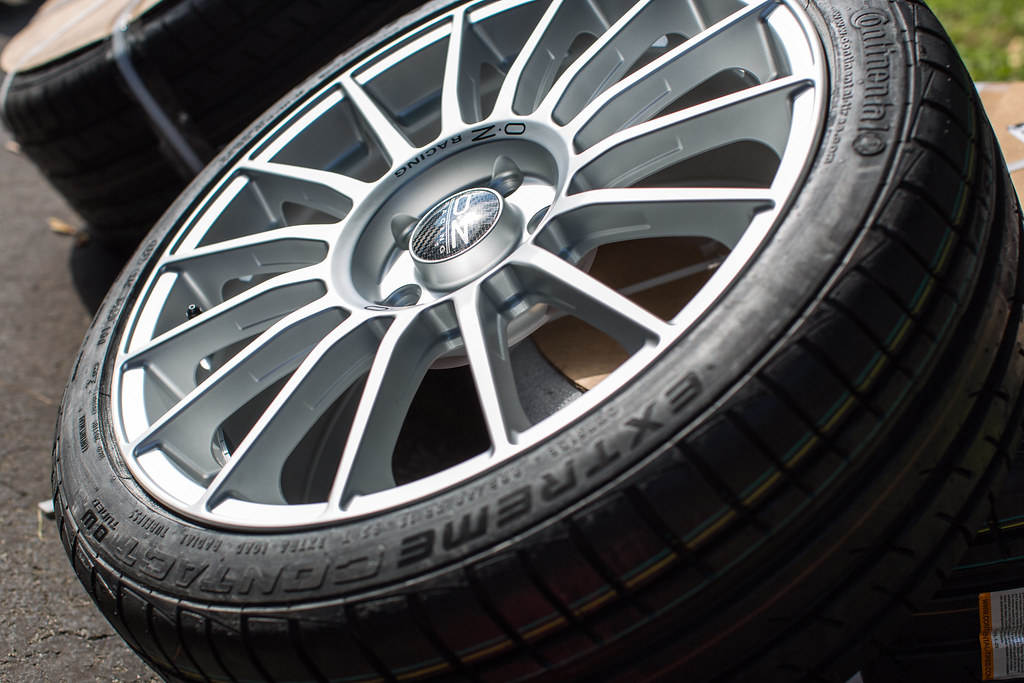 Continental Extremecontact Dw >> Rubber Continental Extremecontact Dw Size 225 40zr18 Whe Flickr