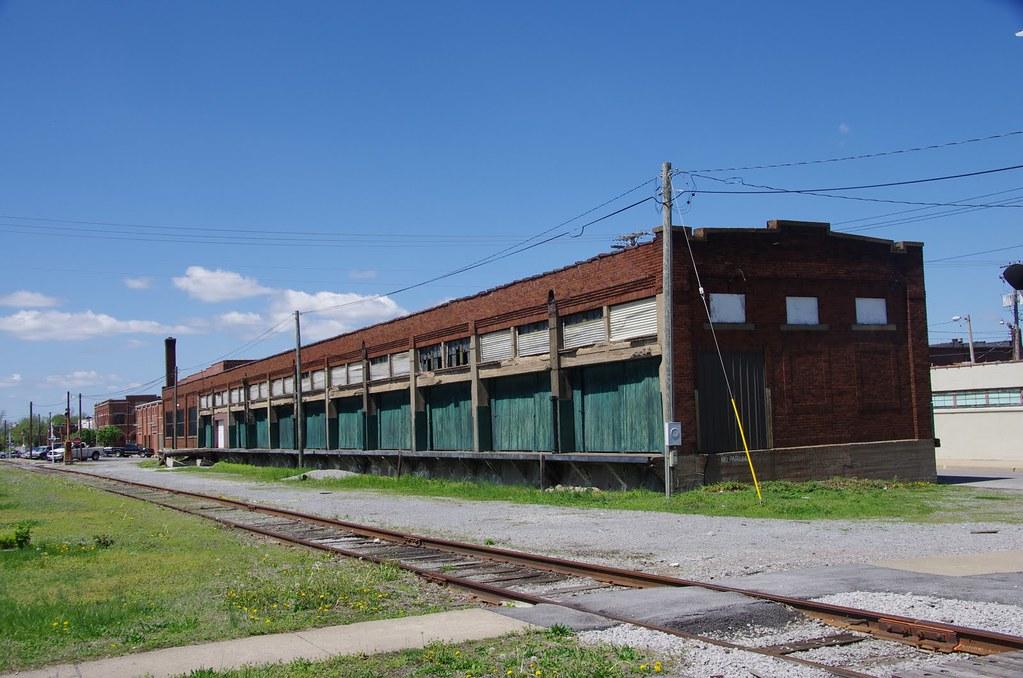 Herrin IL  IC Freight Depot
