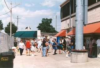 Concourse, Alliant Energy Field, August 8, 2004