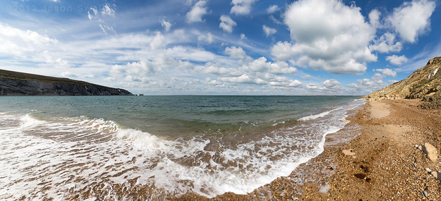 Say goodbye to Summer - Monday Blues (part 2 of 2 Alum Bay)