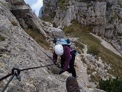 sentiero klettersteig 4.10.2012