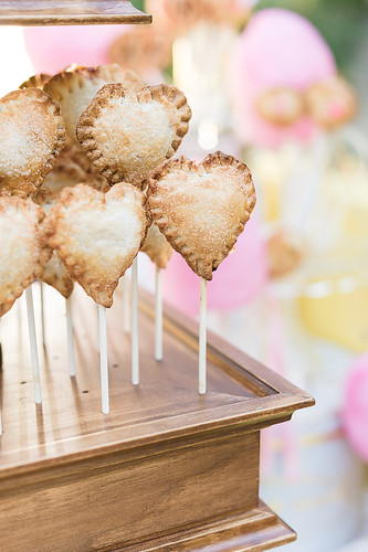 Heart Shaped Pie Pops | by Sweet Lauren Cakes