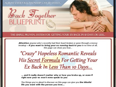 "Back Together Blueprint – Get your ""Ex"" back in as little"