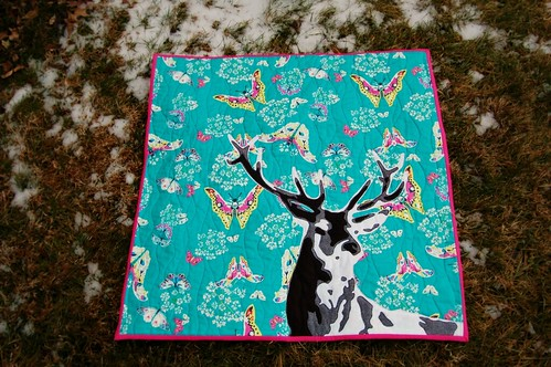Deer Quilt 1 | by Sarah.WV