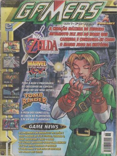 Gamers n. 36 - capa