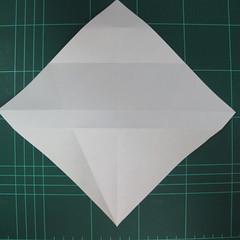 วิธีพับกระดาษเป็นรูปปลาแซลม่อน (Origami Salmon) 010