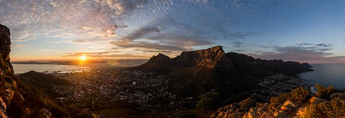Cape Town Winter Sunrise | by Dan Rutland Manners