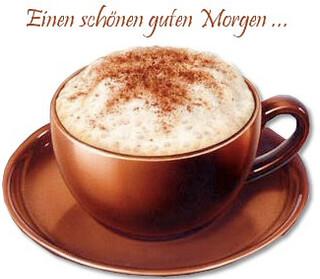 guten morgen kaffee ist fertig | andyspromotion | Flickr