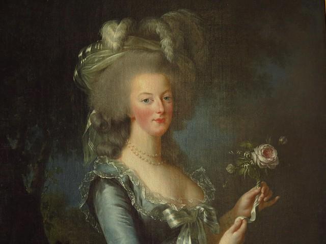 Marie-Antoinette Élisabeth immortalisée par Elizabeth Louise  Vigée Le Brun