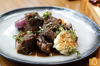 High Street Cafe beef cheeks   by foodreviewsmanila