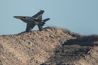Super Hornet low in the mountains | by Nick Collins Photography, Thanks for 3.6 million v