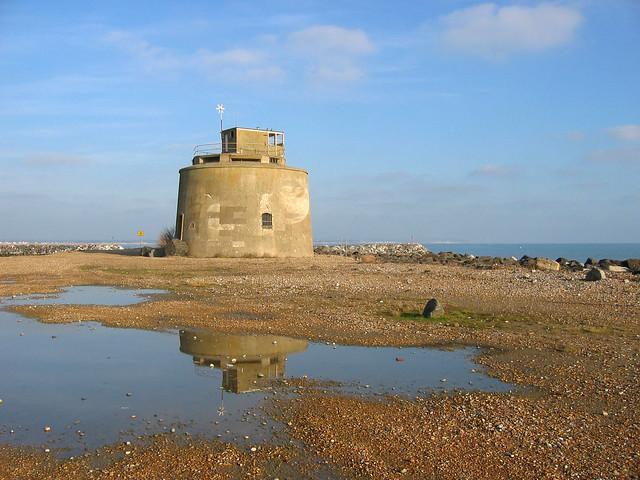 Langney Point Martello Tower