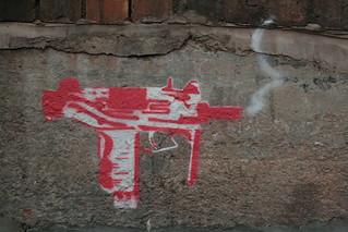 Smoking gun | by KylaBorg