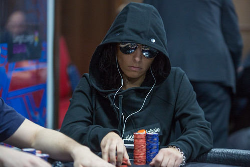 Carla Solinas (Day 4) - World Poker Tour - Flickr