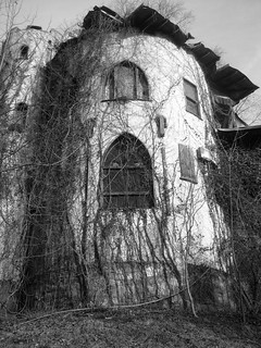 Abandoned Tower_National Park Seminary_Montgomery County,MD | by sdeamond