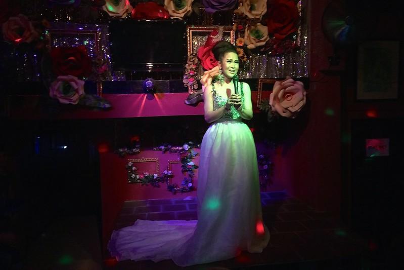 Blue Chilli Drag Show - Phnom Penh