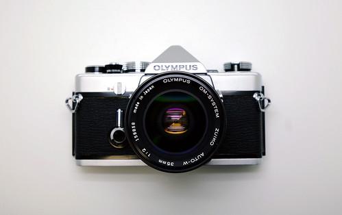 Olympus M-1 w/Zuiko 35mm f/2 | by Japancamerahunter