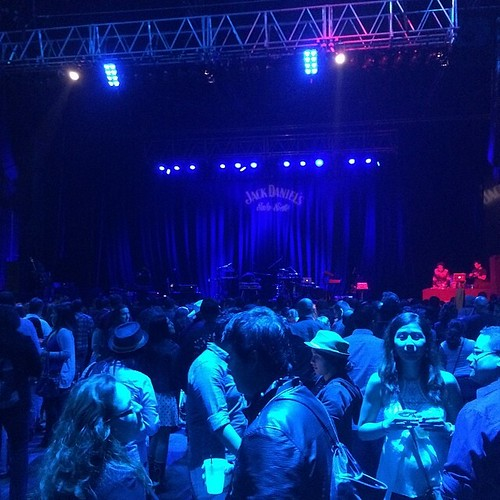 Just a few minutes before my cousin is on stage. | by dreammjpr