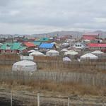 Transsibérien - Frontières - Chine / Mongolie
