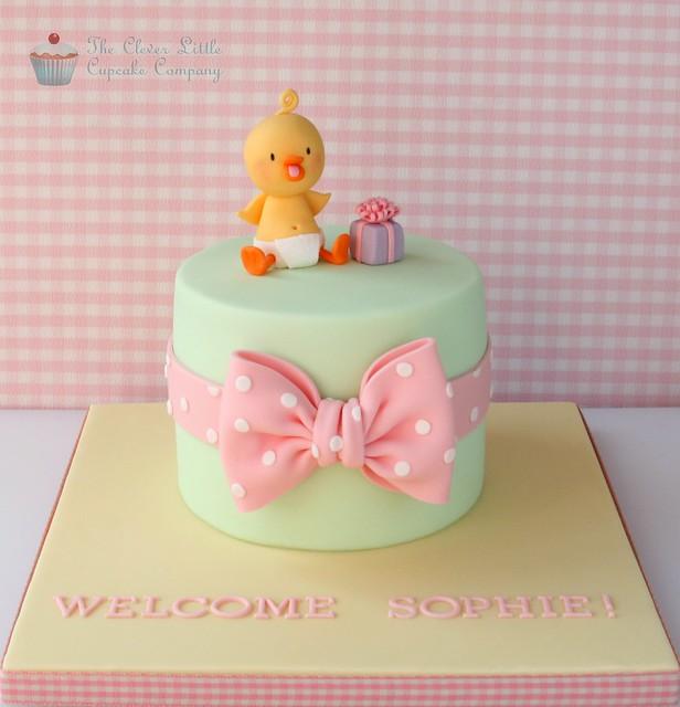 New Baby Cake