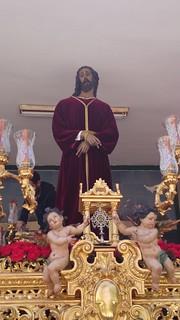 Nuestro Padre Jesús de la Humildad ante Anas