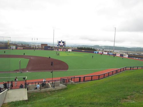 baseball stadium granville bears wv westvirginia morgantown ballpark blackbears baseballpark aball nypennleague baseball15 canonpowershotsx30is westvirginiablackbears monongaliacountyballpark 061915