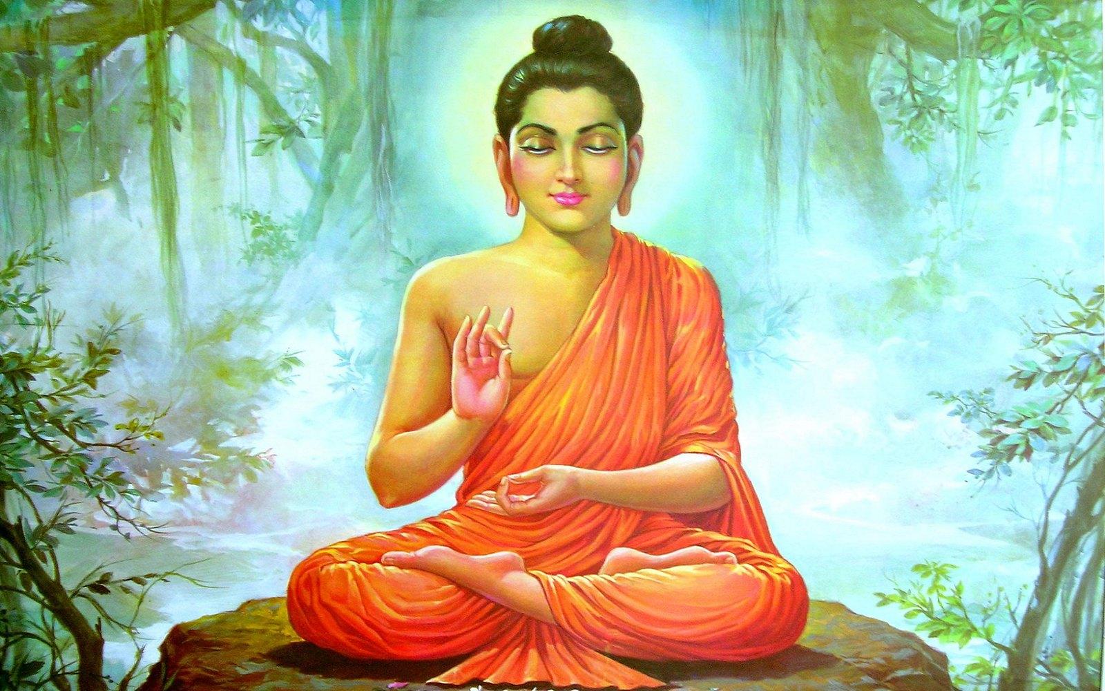 gautam buddha wallpaper