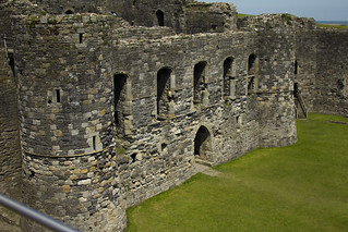 North Gatehouse, Beaumaris Castle | by biccies1