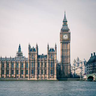 Big Ben and the Houses of Parliament | by derekskey