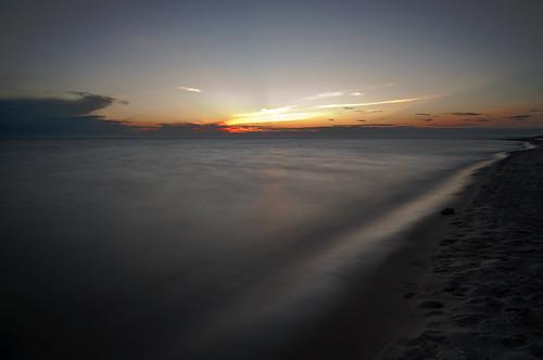 sunset lake nikon michigan tokina luis fernandez muskegon d90 1116mm bigstopper