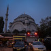 Mosque by night, Istanbul