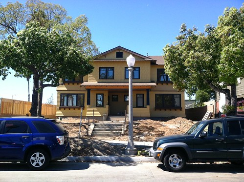 14c - New Construction (Site of the Sherman Residence, 1906) - 2069 S Oxford Ave - 2013 | by Kansas Sebastian