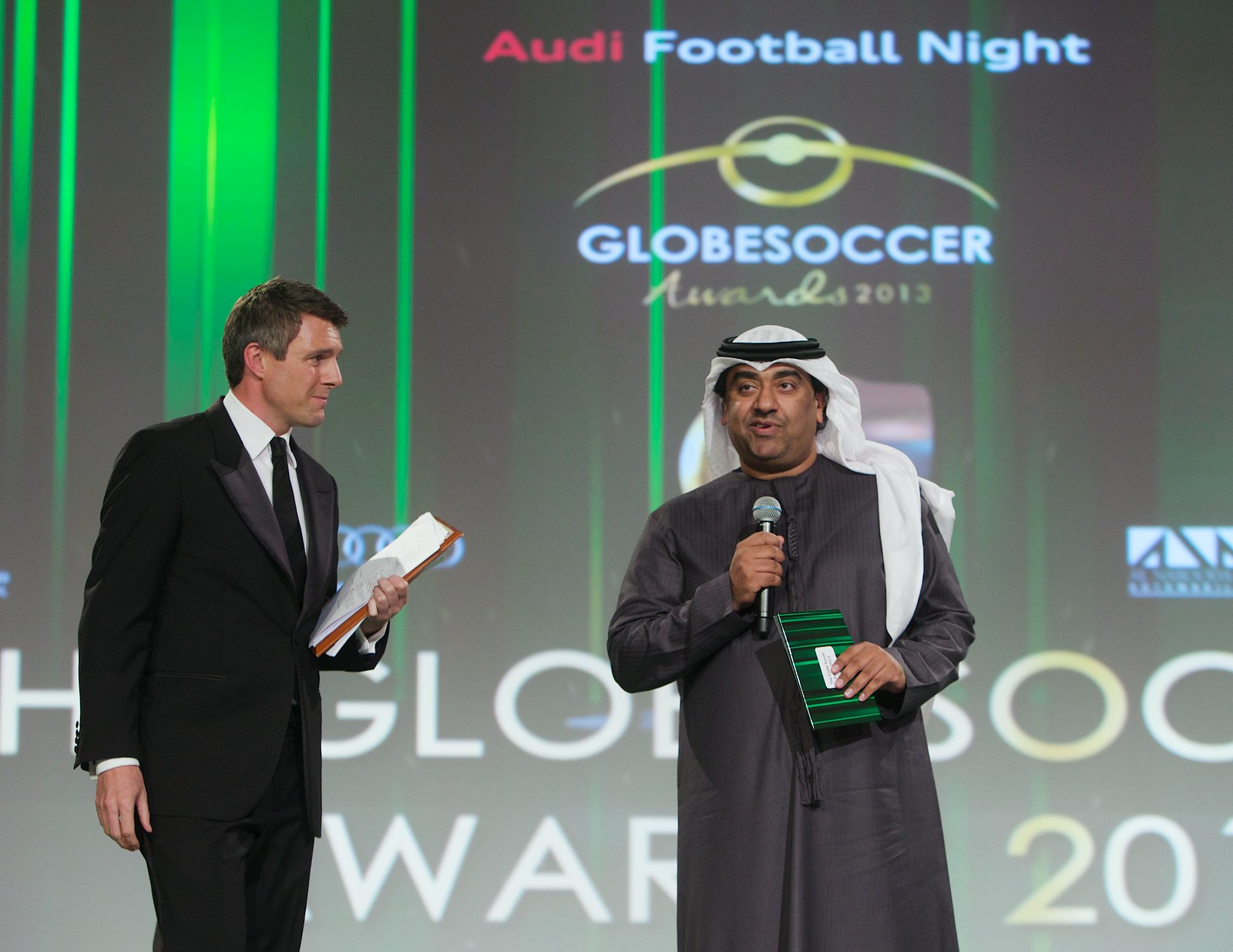 Globe Soccer Awards 289
