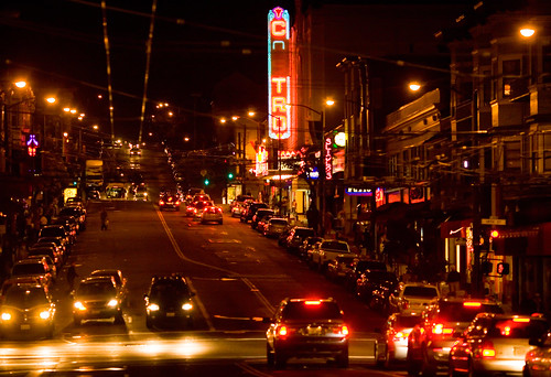 Night in the Castro | by Thomas Hawk
