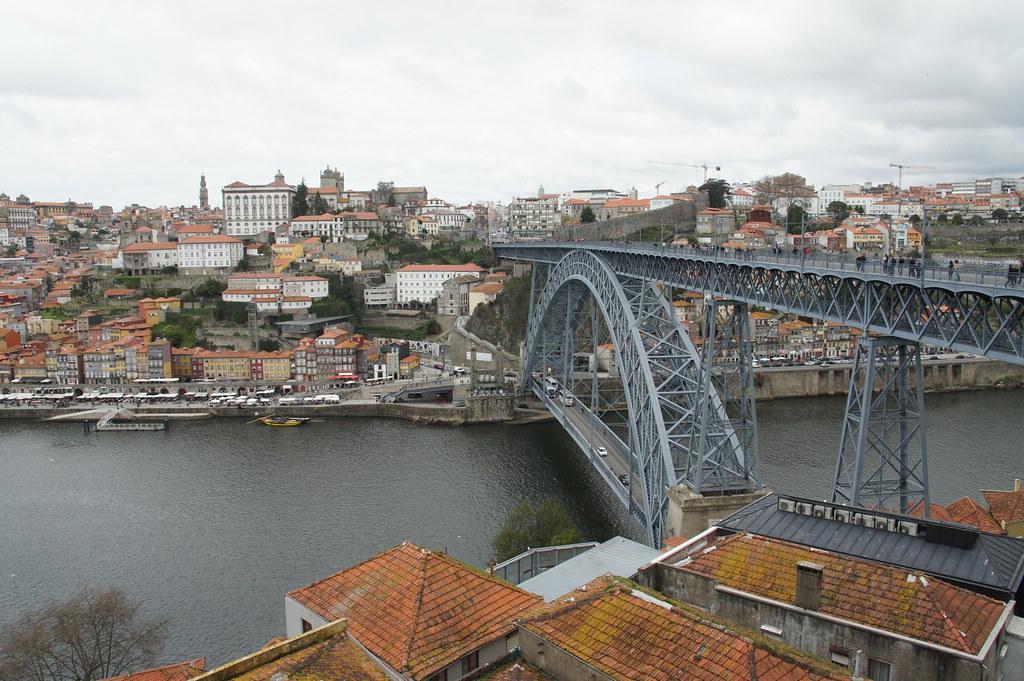 Porto, Portugal, March 2017