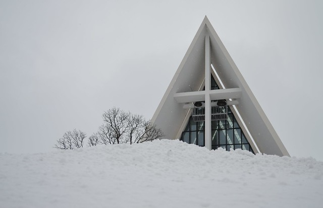 Arctic Cathedral, Tromsø, Norway