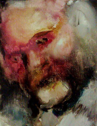 Portrait of Jan Theuninck by Koen Pattyn, 2013