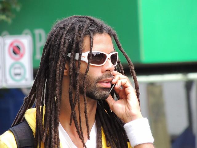 Calling Jah
