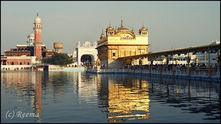The Golden Temple   by Rima_B