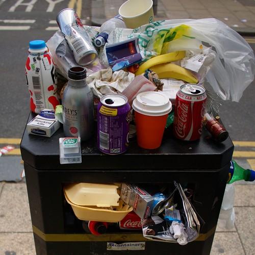Bin Strike: Day 3 (Street Bin Top) | by Dominic's pics