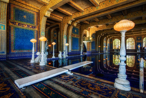 Hearst Castle Roman Pool | by Justin in SD