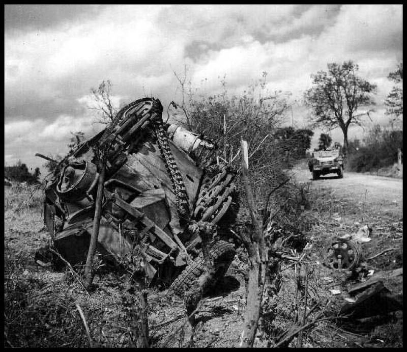 förstört och striden skadade AFV photos_1_19