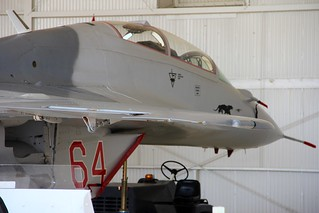 Mikoyan MiG-29 Fulcrum N29UB | by Clemens Vasters