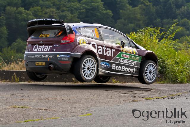 Ford Fiësta WRC Qatar