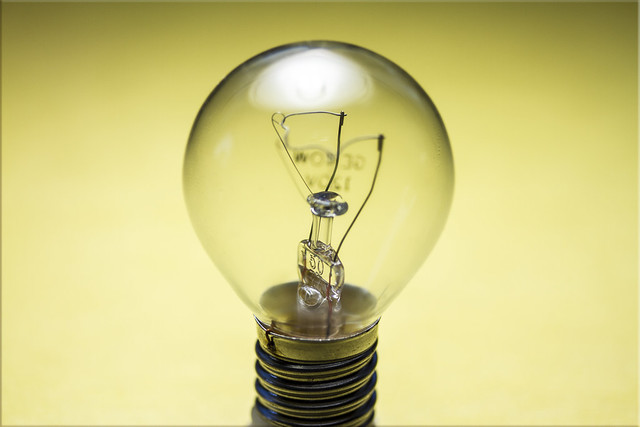 Invention #3 - The Light Bulb