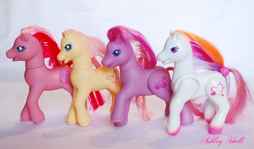 My little pony G2 | Ashley Shell | Flickr
