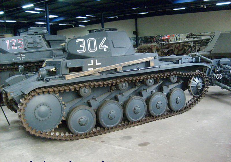 PzKpfw II (5)