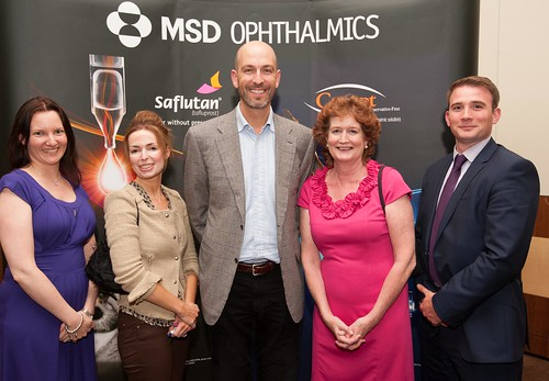 National Glaucoma Meeting, Galway