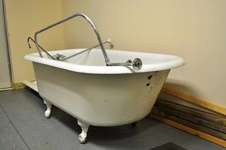 2012-01-09 Clawfoot bathtub strip and prep 01 | by ericdodds