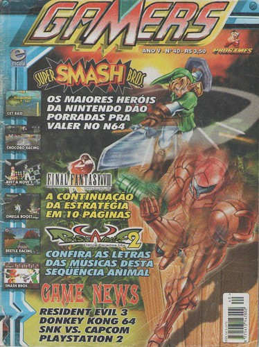 Gamers n. 40 - capa